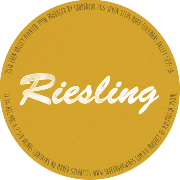 Mid square riesling round