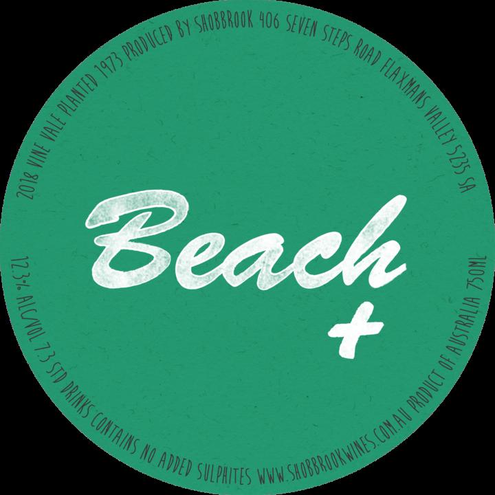 Big square beach plus round