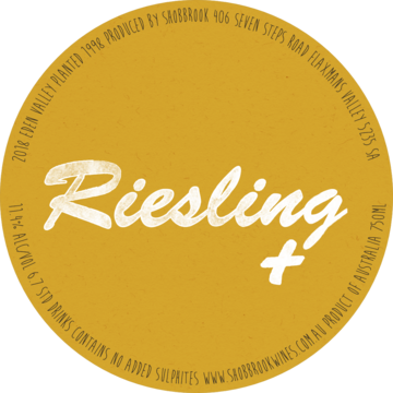 Mid square riesling plus round